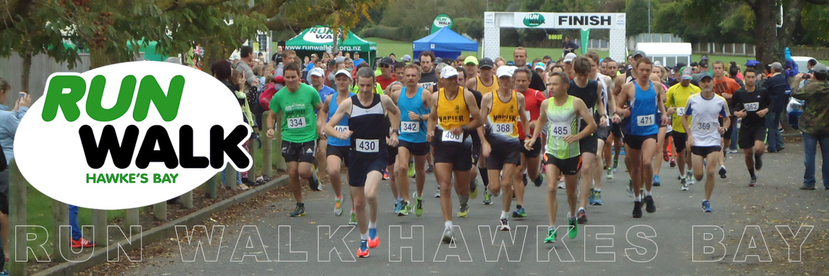 Run Walk Hawkes Bay