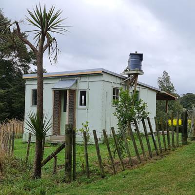 Kopua Monastery - RWHB Hastings Walk